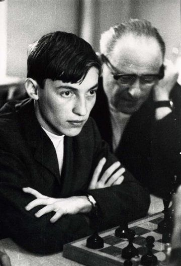 Anatoly Karpov y Furman