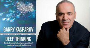 deep thinking el nuevo libro de kasparov en español