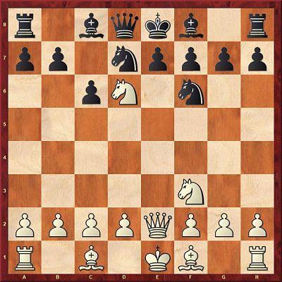 celadas ajedrez