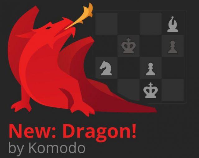 Dragon. Nuevo motor de ajedrez