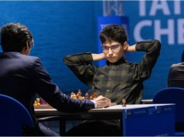 Tata Steel Chess 2012. 8va ronda