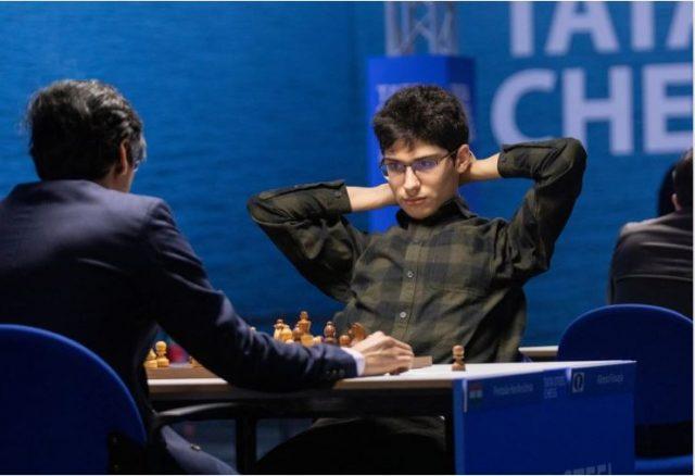Tata Steel Chess 2012. 8va ronda