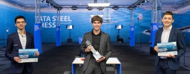 Tata Steel Chess 2021. Final