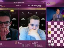 1er día Final Magnus Carlsen Invitationl.
