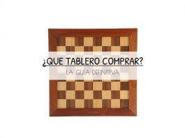 tablero de ajedrez comprar